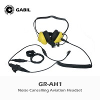 GR-AH1 Noise Cancelling Aviation Headsets for Walky Talky