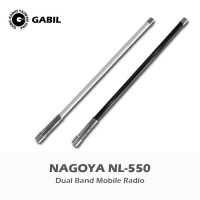 NAGOYA NL-550 VHF UHF Dual Band Antenna 52cm made in Taiwan